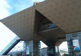 東京ビッグサイト ジャパンホームショー2012へ行ってきました。