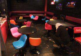 東京都北区赤羽の某飲食店塗り床改修|店舗フロア塗り床塗り替え