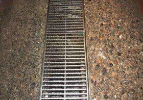 茨城県土浦市のラーメン店|厨房塗り床(塗床)床塗装現地調査