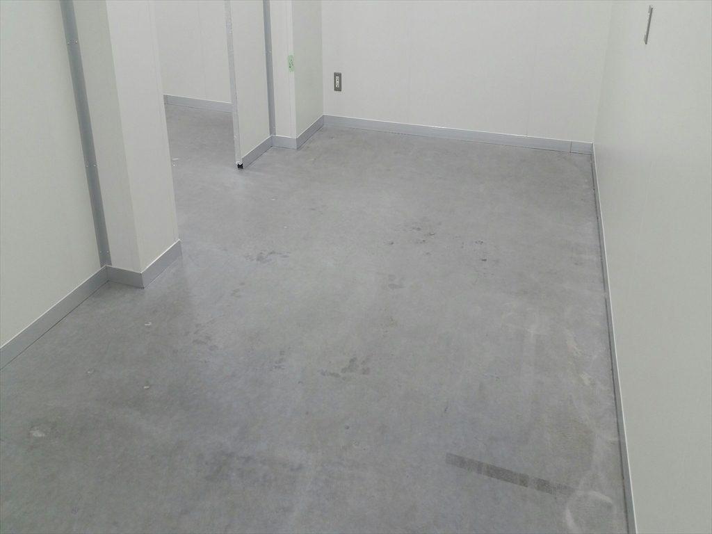 東京都江東区のクリンルーム|床塗装(塗床)工事:ケミクリートE