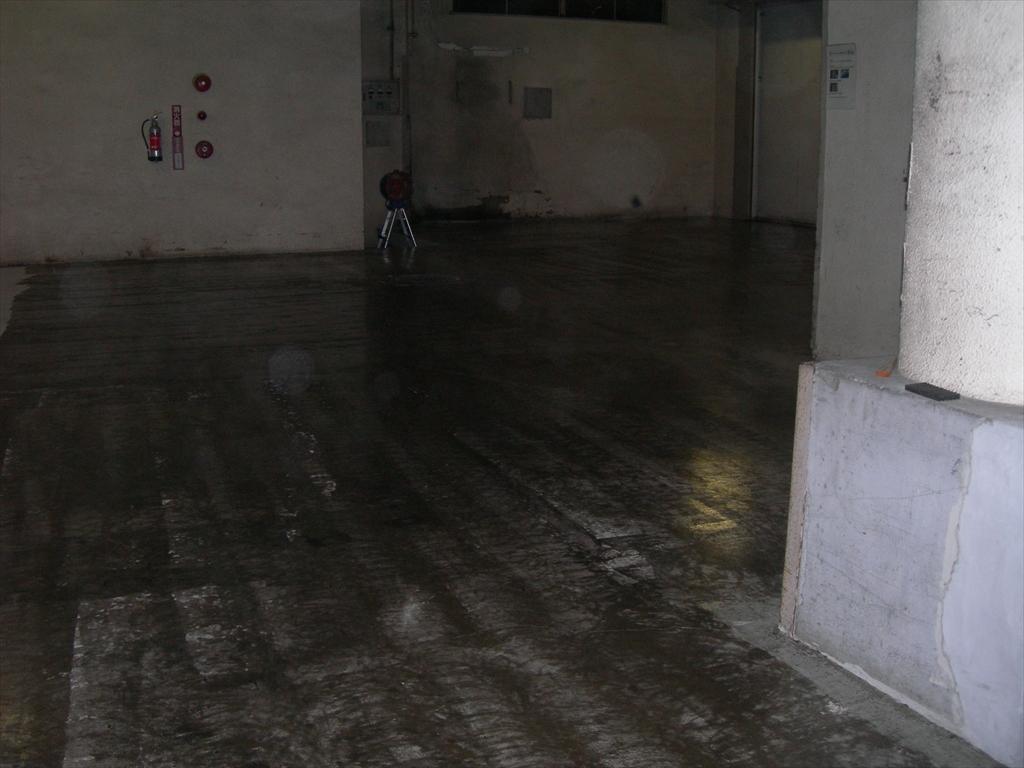 床塗装(塗床)塗替え、神奈川