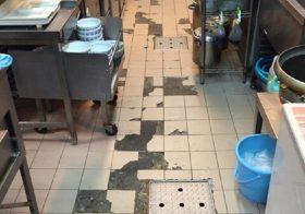 塗床を施工する場合の下地の種類について考えてみる