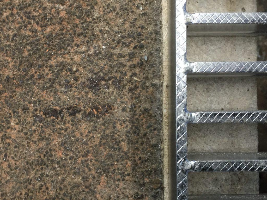 東京都八重洲の飲食店|厨房塗り床改修工事:タフクリートMH