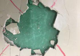 千葉県松戸市の工場床塗装(塗床)剥離の調査に行きました。