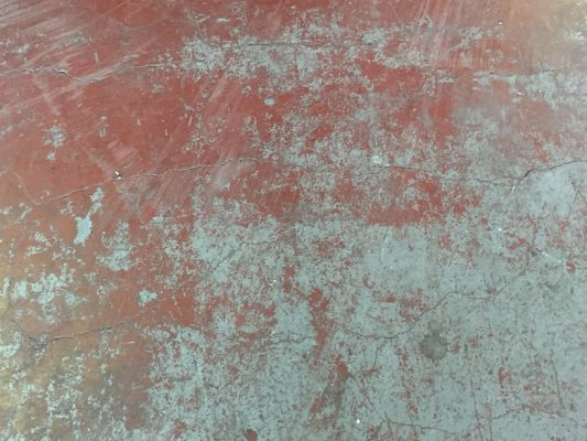 神奈川県横浜市の外車ディーラー|整備工場塗床工事:ケミクリートE