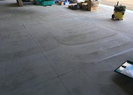 群馬県高崎市の倉庫(配送センター)ABCカッター目地シールS