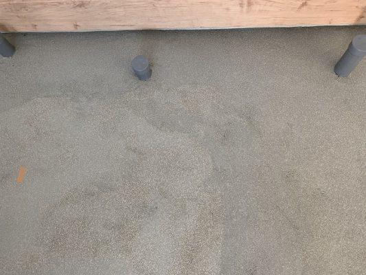 埼玉県越谷市「菓子工房タナカ」様|ケーキ工場床塗装(塗床)工事:ケミクリートEペースト工法