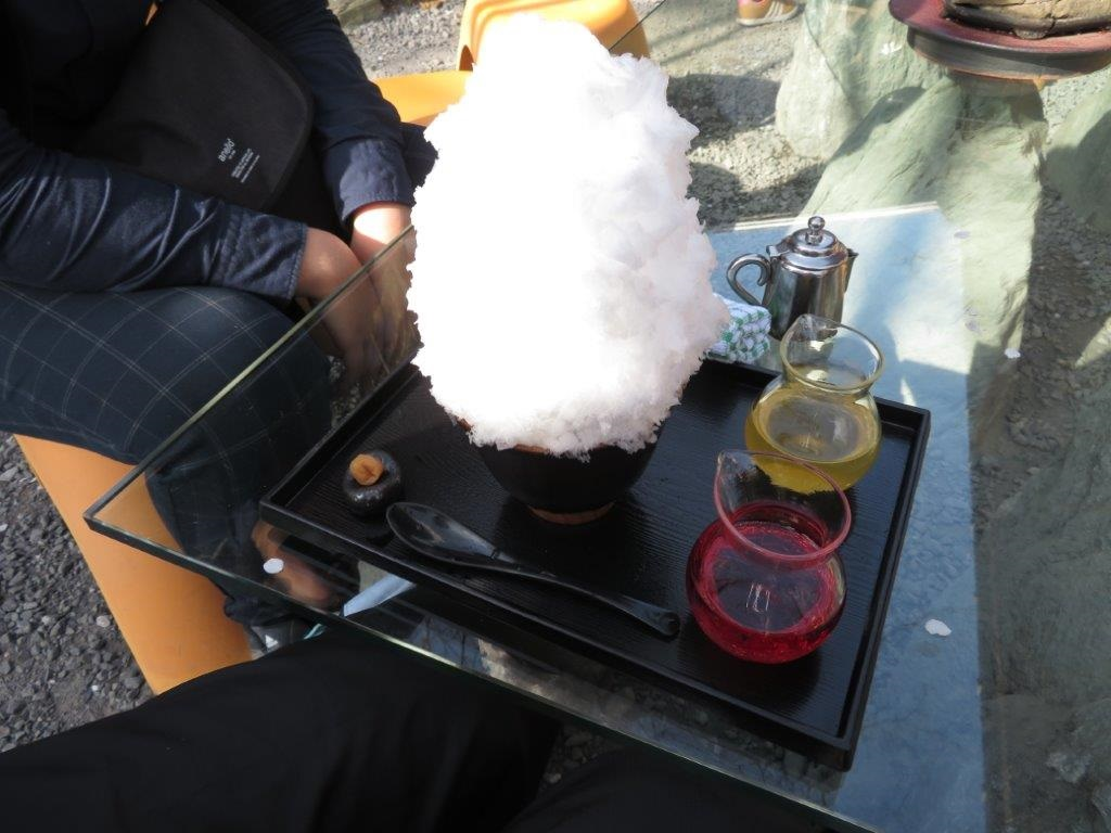 阿佐美冷蔵のかき氷